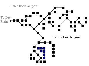 Three Rock Outpost