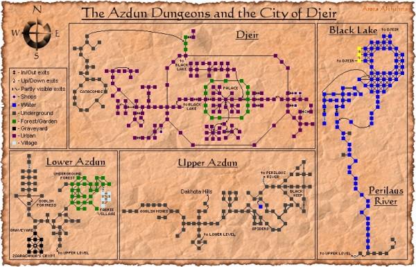 Azdun and Djeir