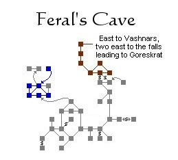 Feral's Cave