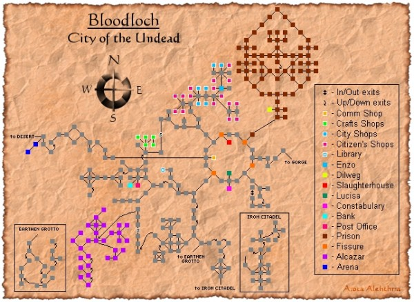 Bloodloch: City of the Undead